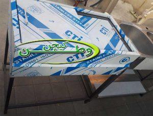 فر دیزی پز ۳۲تایی با پایه آهنی