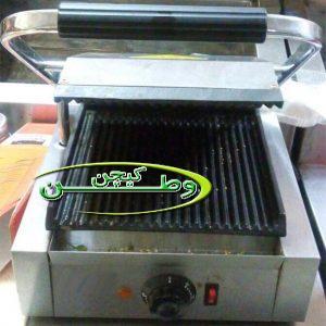 ساندویچ ساز ساندویچی فست فودی برقی درجه دار