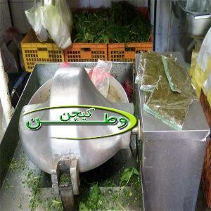 سبزی خرد کن بشقابی صنعتی سایز ۷۰
