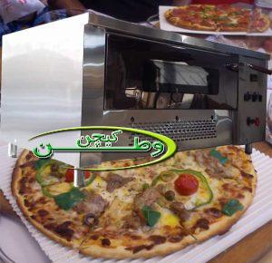 فر صندوقی پخت پیتزا طرح لینکن دوازده تایی