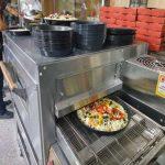 فر ریلی پیتزا دو ردیفه نود تایی کویر
