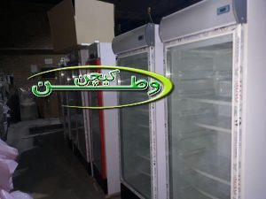 خط تولید یخچال نوشیدنی ۶۰ سانت در کارخانه
