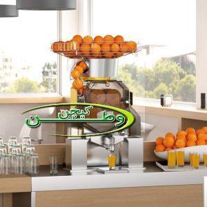 دستگاه آب پرتقال گیری اتوماتیک حرفه ای زومکس SPEED