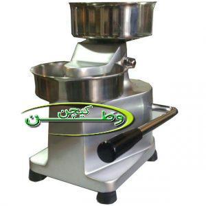 دستگاه همبرگر زن دستی ۱۳سانتیمتری