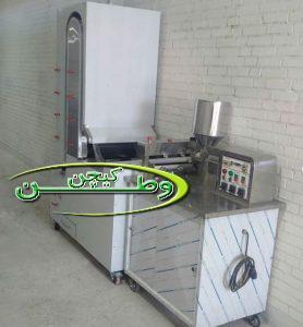 کباب زن و کباب پز تمام اتوماتیک تمام استیل