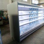 یخچال بدون درب پرده هوا